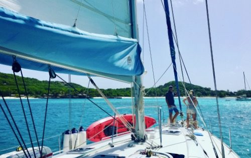 Trip 15 - Private Cabin Charter Around St Vincent & The Grenadines 500
