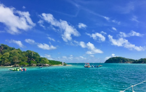 BlueFoot Travel Christmas Sailing Holiday 2019/ Sailing Cabin Charter in St Vincent & The Grenadines 500