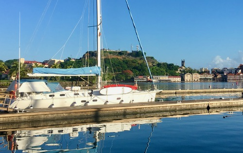 BlueFoot Travel in Port Louis Marina x 500