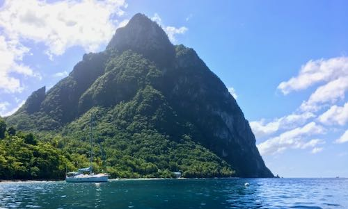 BlueFoot Travel Trip 6 2021 - A Cabin Charter Sailing Holiday in Paradise - St Vincent & The Grenadines to St Lucia 500