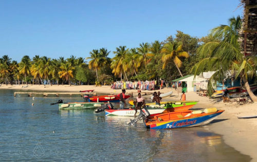 BlueFoot Travel St Vincent Sailing Itinerary Guide - Day Three - Mayreau