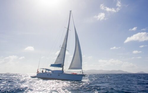 Crewed Cabin Charter Sailing Holiday in the Grenadines with BlueFoot Travel
