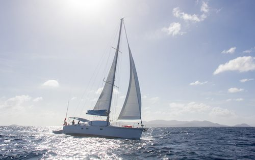 BlueFoot Travels Sailing Holiday Guide 500
