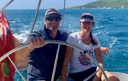 Neil and Sam – The BlueFoot Travel Team