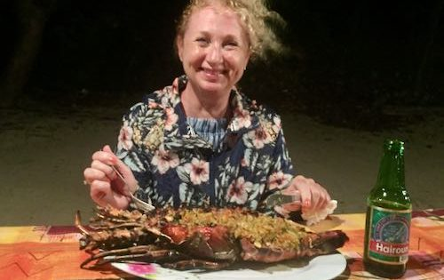 BlueFoot Travel Lobster BBQ Guest