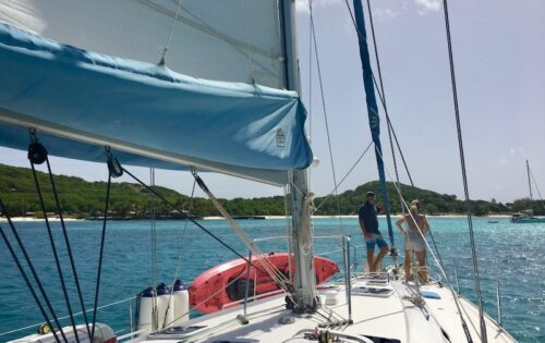 NauticEd Yacht Charter Crew Course