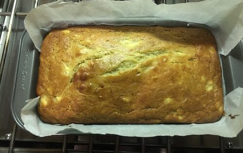 BlueFoot Travel Banana Bread Recipe Featured Image for Blog