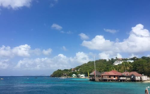 Basil's Bar on Mustique, The Grenadines