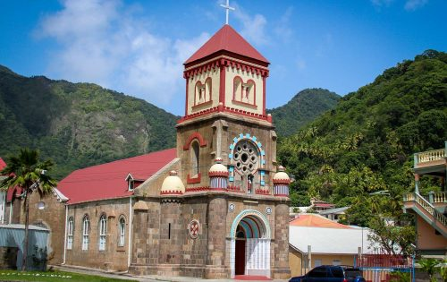 Soufriere Church