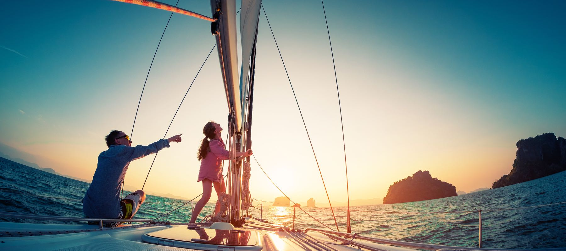 Sailing Holidays, BlueFoot Travel